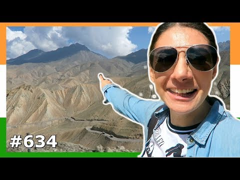 LEH LADAKH IS AMAZING INDIA DAY 634 | TRAVEL VLOG IV