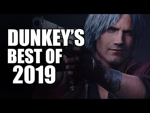 Dunkey's Best of 2019