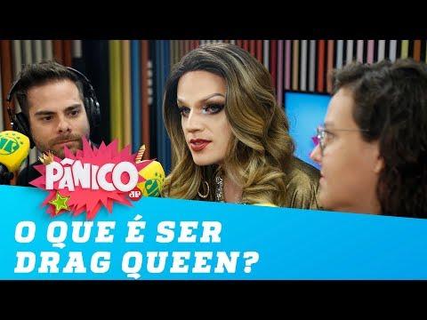 O que é ser drag queen? Lorelay Fox conta tudo