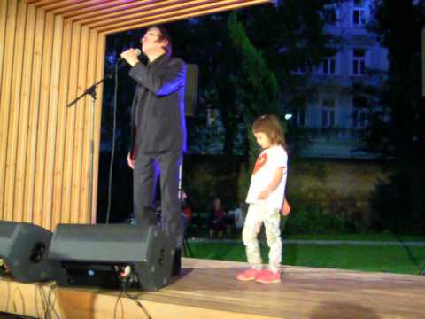blixa bargeld, solo vocal performance. + anna bargeld, solo dance performance.