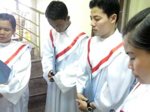 Nhã Ca - Ban hát dẫn thờ phượng Bình Thới