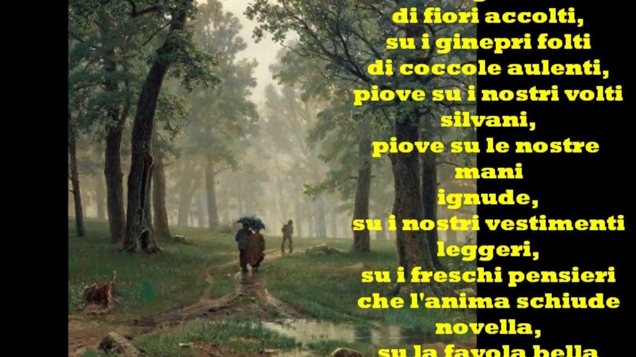 Gabriele D'Annu... Manel