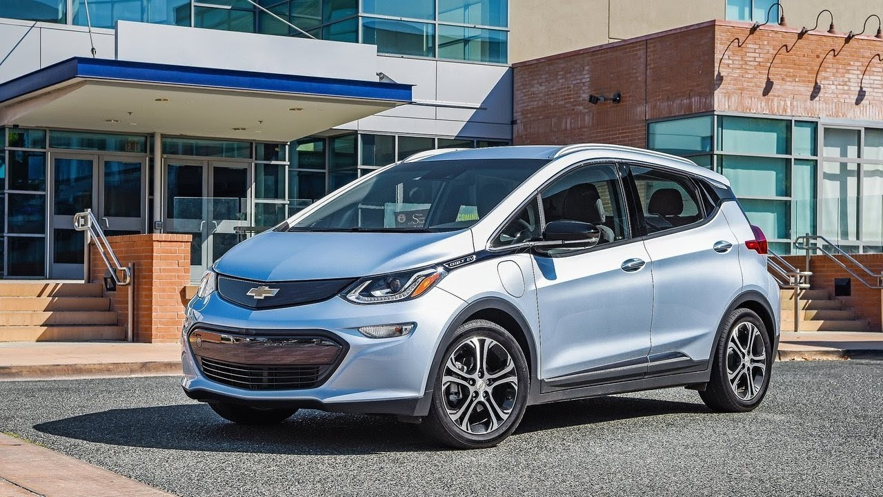 Best Ev Cars >> The Best All Electric Cars To Buy In 2018