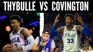 Matisse Thybulle vs Robert Covington | Comparison | Breakdown