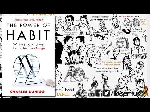 power of habit summary pdf