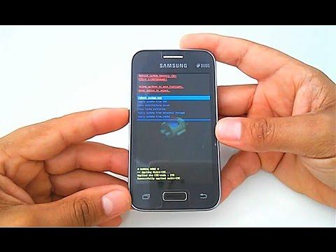 Samsung Galaxy Young 2 Duos G130BT, G130BU, G130M, Hard Reset, Como Formatar, Restaurar