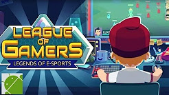 League of Gamers - Android Gameplay HD