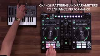 Roland DJ-505: MIDI Output