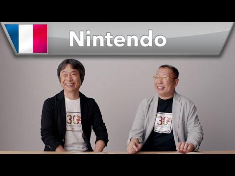 30e anniversaire de Super Mario Bros. - Entrevue spéciale