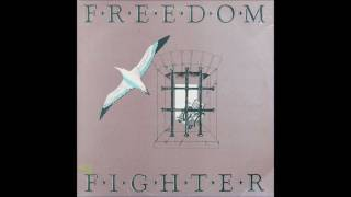 """Freedom Fighter - Lives Forever, 1982 - track """"Learning How to Cry"""""""