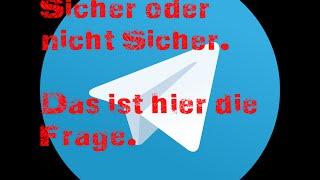 Telegram, eine Messenger App der Verschlüsselung