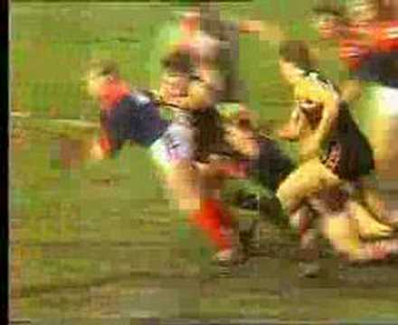 VFL Football R13 1989 - Melbourne v St.Kilda