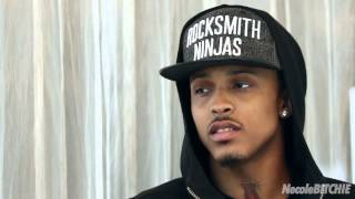 An Intimate Conversation With August Alsina