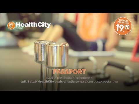 Prova Healthcity Basic!