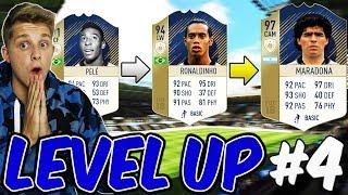 FIFA 18 - LEVEL UP #4 ⚽⛔️🔥 -