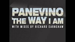 Panevino The Way I Am Richard Earnshaw Remix