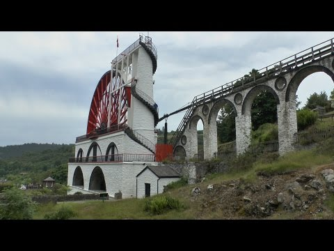 The Laxey Wheel -  Isle of Man - 01/07/15