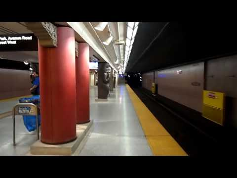 Museum Station in Toronto,Canada