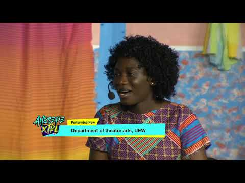 Ahosepe Xtra with Sister Sandy on Adom TV (21-8-21)