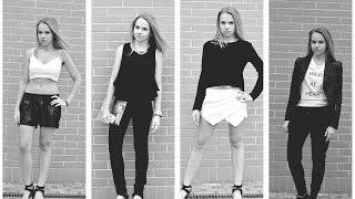 LOOKBOOK Black&White Thumbnail