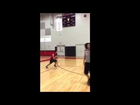 NAFO basketball dunking