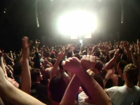 Justice - Phantom // We Are Your Friends - Live @ PNE Forum, Vancouver