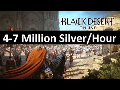 How to get 4+ Mill Silver per hour Guide - Money Mastery Series Episode 1 Part 2 - BDO