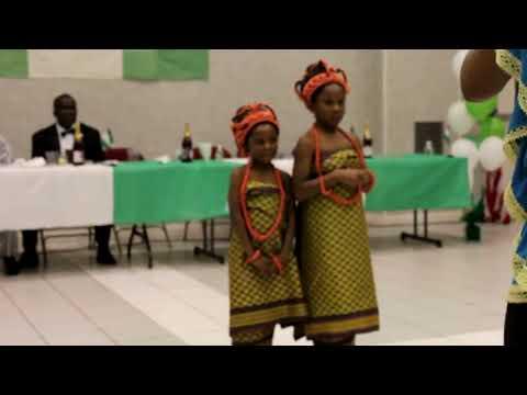 Nigeria Cultural Dress