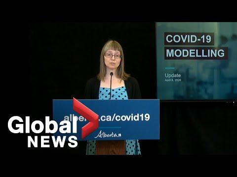 Coronavirus outbreak: Alberta officials release full COVID-19 projections   LIVE