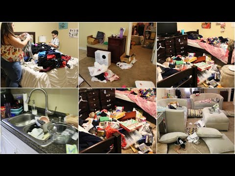 EXTREMELY DIRTY HOUSE | EXTREME CLEANING MOTIVATION | CLEAN WITH ME | REAL LIFE