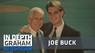 Joe Buck: Dad waited for me before he died