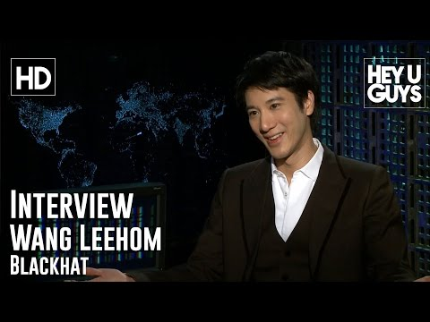 Wang Leehom Interview - Blackhat