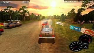 Rally Trophy Gameplay (PC HD)