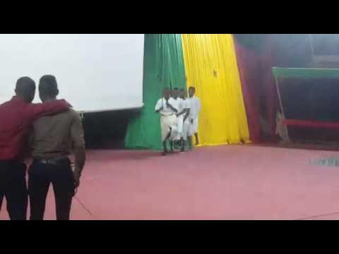 Mova - Danse folklorique djiboutienne (afar)