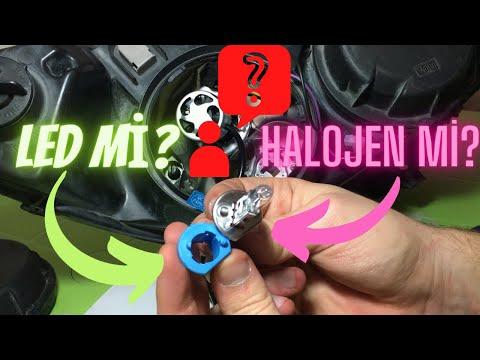 Şimşek Etkili H7-H1 LED Montajı, Tüm Araçlara Uygun!!!