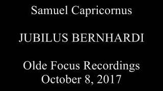 Download Samuel Capricornus: Jesu, mi bone, sentiam --- Bach Choir of Holy Trinity, Donald Meineke, & ACRONYM MP3 song and Music Video