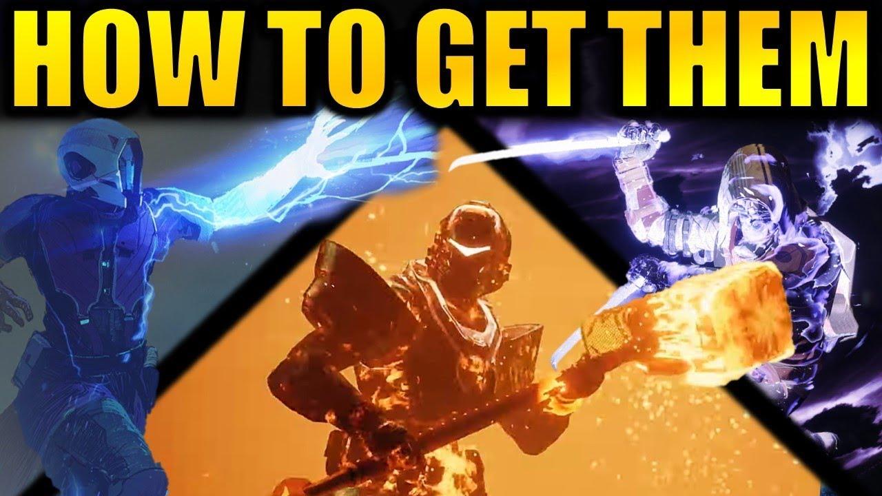 how to get the vision destiny 2