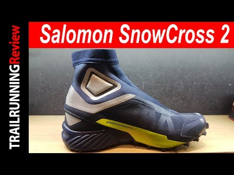 purchase cheap 86f27 c960b Salomon SnowCross 2 Preview - YouTube