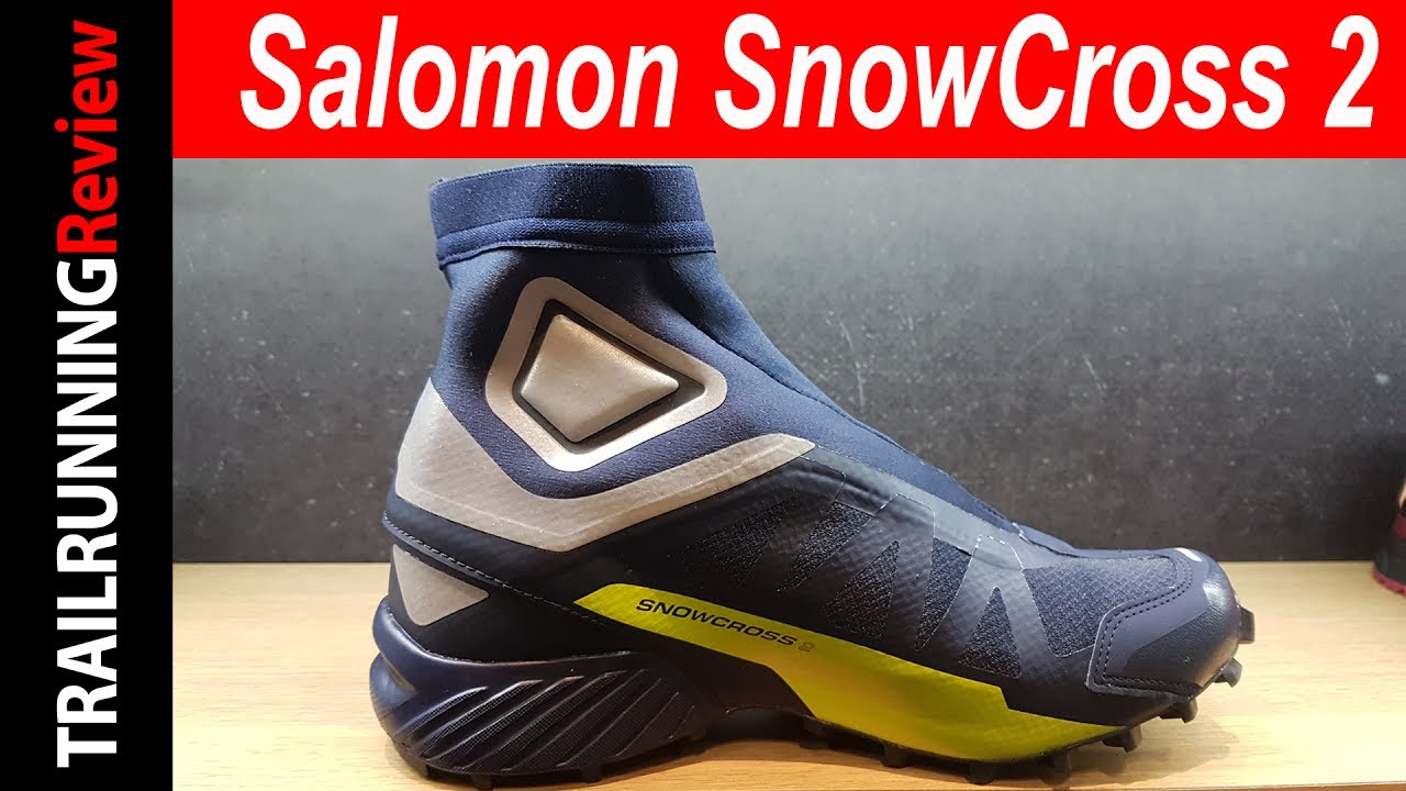 pretty nice 7463c b5fe5 Salomon SnowCross 2 Preview