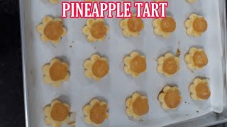How To Make Pineapple Tart/ Melted In Your Mouth/ Chinese New Year Snacks