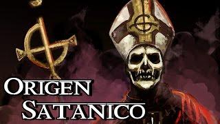 EL ORIGEN SATANICO DE LA BANDA GHOST