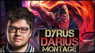 Dyrus Montage - Best Darius Plays