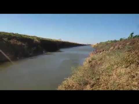 عودة مياه سد تلدو الى الجريان من جديد في سهل الحولة وأنهاره