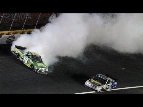 All NASCAR Crashes from 2011 Trucks at Charlotte