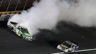 All Nascar Crashes From 2011 Trucks At Charlotte