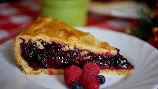 Вкуснейший ягодный пирог
