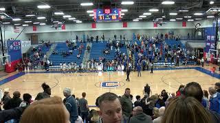 Cleveland High School vs. Oak Ridge High School Varsity Basketball