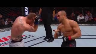 Эдди Альварес против Джастина Гейджи UFC 218 Лучшие моменты