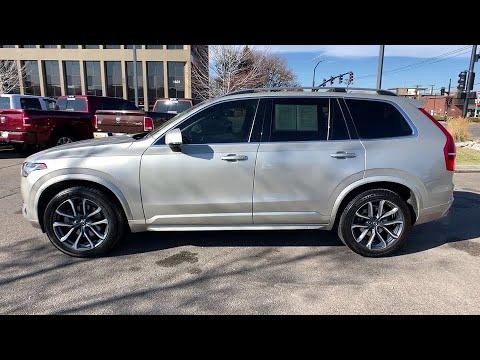 2016 Volvo XC90 Denver, Littleton, Aurora, Parker, Colorado Springs, CO R412201