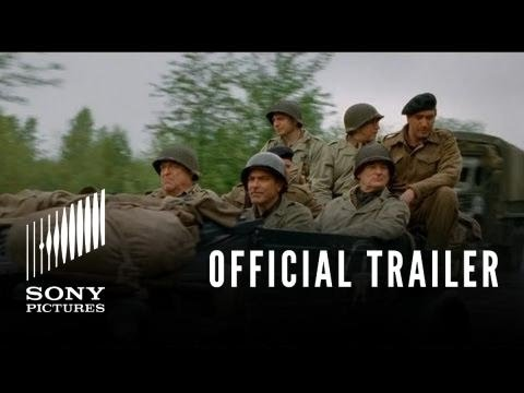 The Monuments Men - Official Trailer - In Theaters 2/7/14
